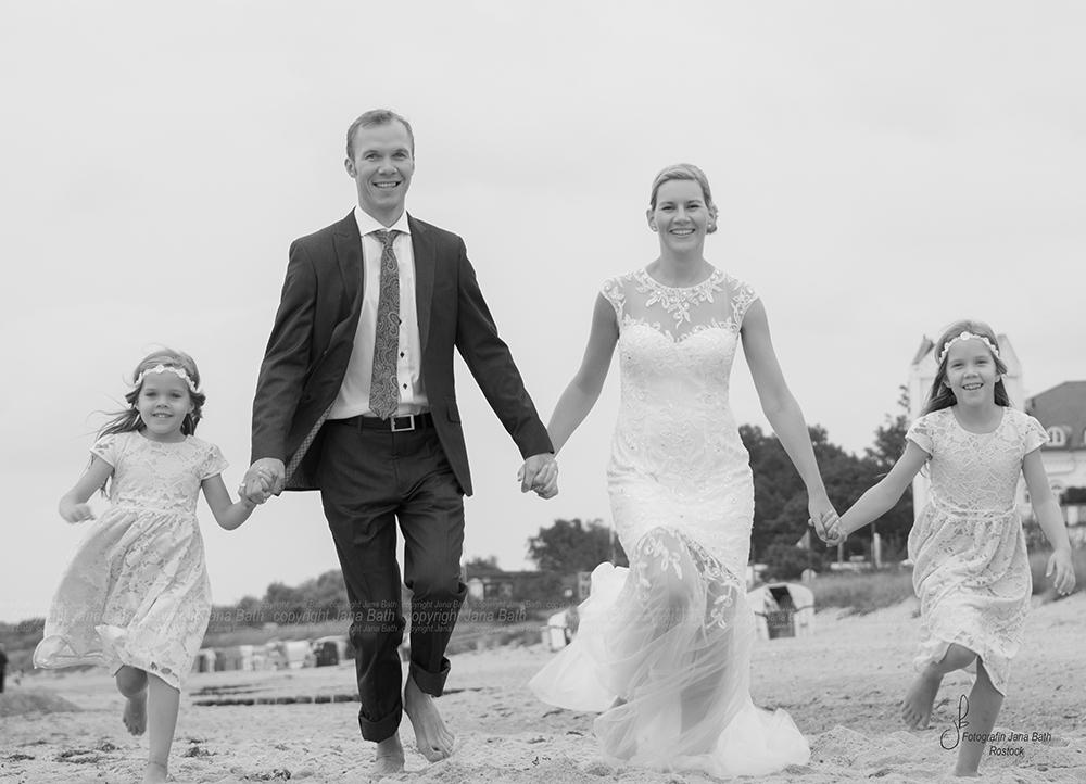 Hochzeit Heiligendamm - Hochzeitsfotografie Jana Bath Rostock