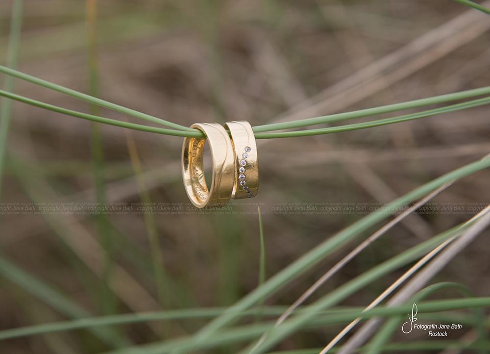 Hochzeitsringe - Hochzeitsfotografie Jana Bath