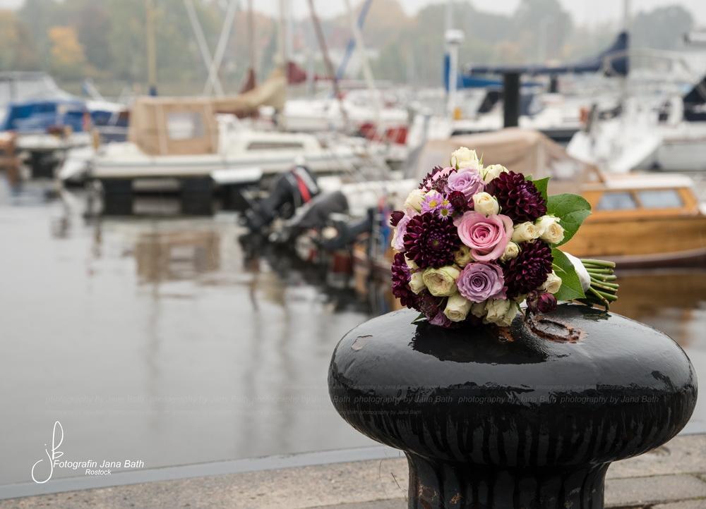 Hochzeit Stadthafen Rostock - Detail - Hochzeitsfotografie Jana Bath Rostock