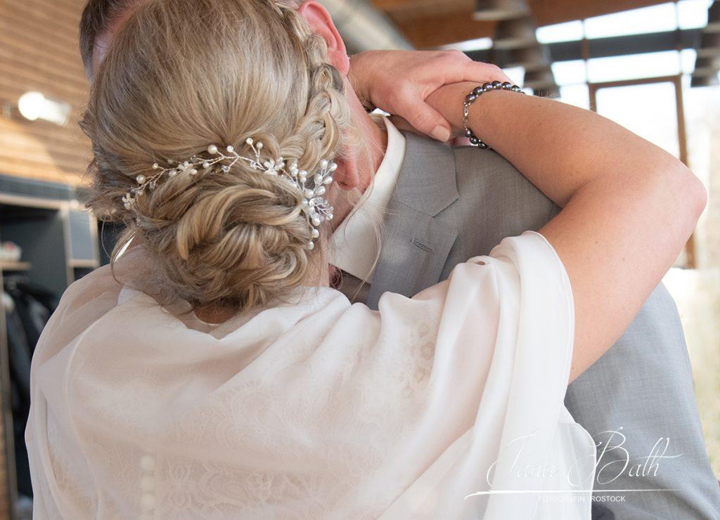 Der Hochzeitskuss - Fotografin Jana Bath