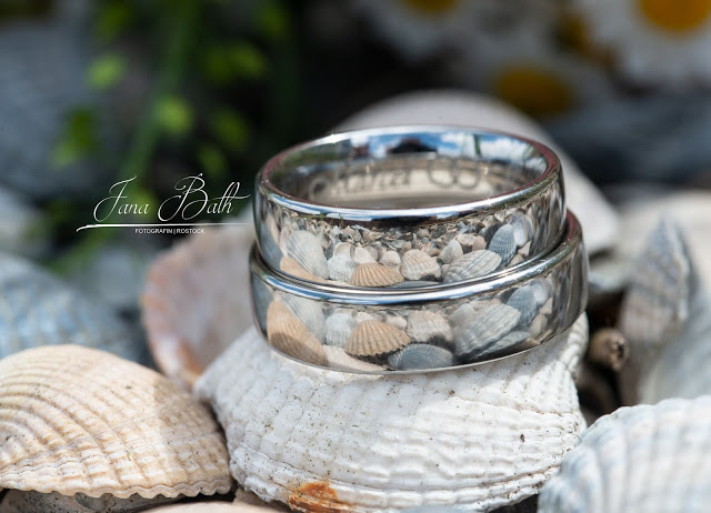 Hochzeitsringe, Trauringe - Fotografin Jana Bath