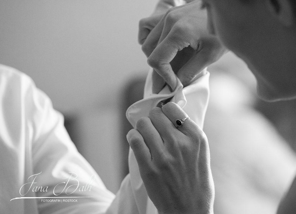 Hochzeitsshooting, Reportage vor der Trauung, Foto Jana Bath